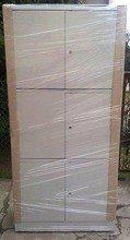 Szafa narzędziowa, 6 drzwi (wymiary: 2000x970x460 mm) 77157263