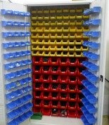 Szafa z pojemnikami, 198 pojemniki (wymiary: 2000x1000x500 mm) 77170835