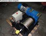 Treton Elektryczna wciągarka linowa + Lina o średnicy 4mm 300 mb (siła uciągu: 450/235 kg, moc: 2,2kW 400V) 28878844
