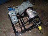 Tretos 28850137 Elektryczna wciągarka linowa (siła uciągu: 4000/5500 kg)