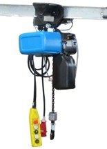 Tretos 28867289 Wciągnik elektryczny łańcuchowy (udźwig: 1000 kg, wysokość podnoszenia: 3m)