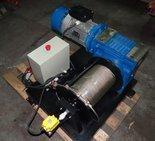 Tretos 28875127 Elektryczna wciągarka linowa (siła uciągu: 1000kg, długość liny: 50m, moc: 3,0kW 500V)