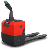 Wózek paletowy elektryczny GermanTech (udźwig: 1500 kg, długość wideł: 1150 mm) 99746686