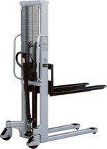 Wózek podnośnikowy ręczny (maszt pojedyńczy, udźwig: 1000 kg) 310503