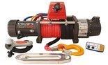 Wyciągarka Escape EVO 12000 lbs [5443 kg] Dual Speed z liną syntetyczną 12V (lina: 10 mm czerwona dyneema 28m 10400kg +hak) 81877732