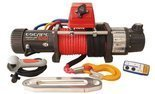 Wyciągarka Escape EVO 12000 lbs [5443 kg] Dual Speed z liną syntetyczną 12V (lina: 10 mm w oplocie 25m 10400 kg +hak) 81877733