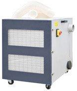 DOSTAWA GRATIS! 02861368 Odciąg wiór metalu, opiłków (wydajność odciągowa z workiem: 1500 m3/h, moc silnika: 1,5 / 2,1 kW)