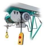 DOSTAWA GRATIS! 05668347 Wciągarka linowa budowlana (udźwig: 500 kg, wysokość podnoszenia: 42 m)