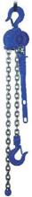 DOSTAWA GRATIS! 22021331 Wciągnik dźwigniowy z łańcuchem ogniwowym RZC/5.0t (wysokość podnoszenia: 9,5m, udźwig: 5 T)