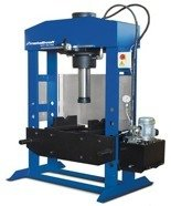 DOSTAWA GRATIS! 32269387 Warsztatowa prasa hydrauliczna Metallkraft (moc: 160 T, silnik: 1,5kW 400V)