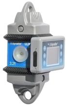 DOSTAWA GRATIS! 44929991 Precyzyjny dynamometr z wyświetlaczem do pomiaru sił rozciągających oraz ciężaru zawieszonych ładunków Tractel® Dynafor™ LLX2 (udźwig: 5 T)