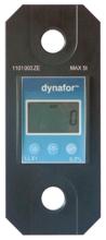 DOSTAWA GRATIS! 44929998 Precyzyjny dynamometr z wyświetlaczem do pomiaru sił rozciągających oraz ciężaru zawieszonych ładunków Tractel® Dynafor™ LLX1 (udźwig: 0,5 T)