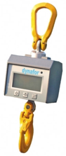 DOSTAWA GRATIS! 44930020 Waga hakowa /dynamomentr ze stałą szaklą i hakiem z zabezpieczeniem Tractel® Dynafor™ MWX (udźwig: 5 T)