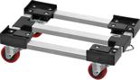 DOSTAWA GRATIS! 558872808 Wózek do przewozu skrzynek (nośność: 150kg, wymiary: 520x340mm)