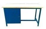 DOSTAWA GRATIS! 77156837 Stół warsztatowy, drzwi (wymiary: 1500x750x900 mm)