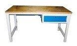 DOSTAWA GRATIS! 77156903 Stół warsztatowy, 1 szuflada (wymiary: 2000x750x900 mm)