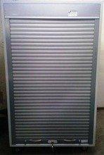 DOSTAWA GRATIS! 77157094 Szafa biurowa z żaluzją aluminiową, 4 przestawiane półki (wymiary: 1800x1000x460 mm)
