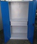 DOSTAWA GRATIS! 77157232 Szafa narzędziowa, 2 szuflady, 1 półka (wymiary: 2000x1200x500 mm)