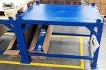 DOSTAWA GRATIS! 77170667 Stół do pakowania na paletę EURO (wymiary: 1210x810x800 mm)
