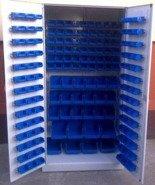 DOSTAWA GRATIS! 77170834 Szafa z pojemnikami, 164 pojemniki (wymiary: 2000x970x440 mm)