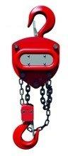 DOSTAWA GRATIS! 9588154 Wciągnik łańcuchowy stacjonarny (udźwig: 10,0 T, wysokość podnoszenia: 3m)