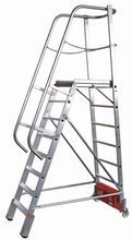 DOSTAWA GRATIS! 99675018 Pomost VARIO typu kompakt 8 stopni - dł. stabilizatora 0,82M