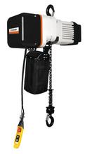 Elektryczna wciągarka łańcuchowa hakowa Unicraft z dwoma prędkościami podnoszenia (udźwig: 1 T, wysokość podnoszenia: 6m) 32276358