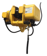 IMPROWEGLE Wózek przejezdny do wciągnika EWE 2 (udźwig: 2 T, szerokość profilu: 74-124 mm) 33938861
