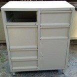 Szafa narzędziowa, 5 szuflad, 1 szafka (wymiary: 1500x800x500 mm) 77157247