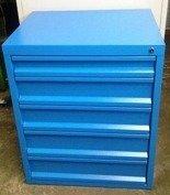 Szafa narzędziowa, 5 szuflad (wymiary: 850x700x600 mm) 77170813