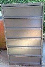 Szafa narzędziowa, 6 szuflad (wymiary: 1500x800x500 mm) 77157268