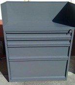 Szafa narzędziowa z nadstawką, 4 szuflady (wymiary: 1000x800x500 mm) 77157269