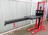 Trawersa do wózka widłowego (udźwig: 1500 kg/500 mm , 650 kg/1460 mm) 29073256