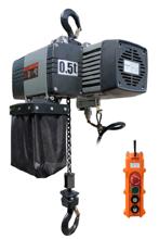 Wciągnik łańcuchowy elektryczny (udźwig: 0,5 T, wysokość podnoszenia: 30 m) 33977398