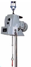 Wyciągarka elektryczna  z ręcznym wózkiem jezdnym na belce IPE200 400V (udźwig: 1000 kg, wysokość podnoszenia: 50m) 28876641
