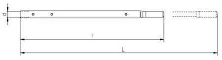DOSTAWA GRATIS! 2203111 Wciągnik linowy 30.00/1.6t (długość liny: 30m, udźwig: 1,6 T)