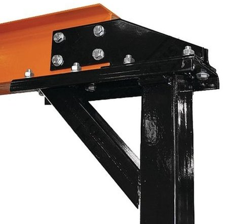 00070065 Suwnica bramowa, mobilny dźwig portalowy + wyciągarka linowa elektryczna z wózkiem (udźwig: 990/1000 kg)