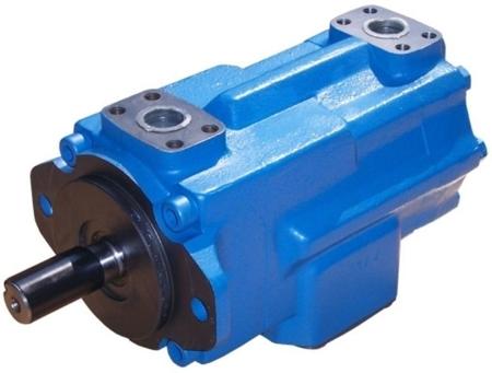 DOSTAWA GRATIS! 01539221 Pompa hydrauliczna łopatkowa dwustrumieniowa B&C (objętość robocza: 70,3 + 34,1 cm³, maks. prędkość: 2200 min-1 /obr/min)