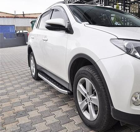 DOSTAWA GRATIS! 01655772 Stopnie boczne - Toyota Rav4 5D 2013+ (długość: 171 cm)