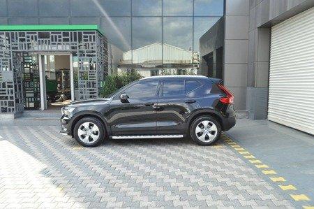 DOSTAWA GRATIS! 01673105 Stopnie boczne, chrom - Volvo XC40 T3 (długość: 182 cm)