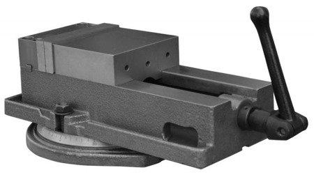 DOSTAWA GRATIS! 02869751 Imadło maszynowe precyzyjne obrotowe (szerokość szczęk: 125 mm)