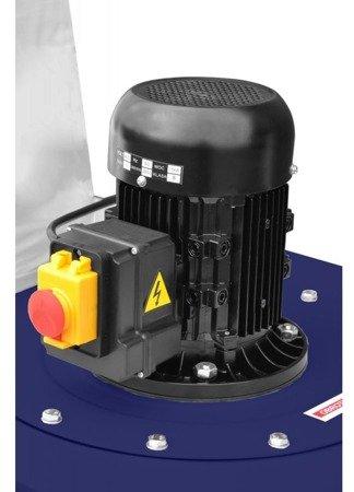 DOSTAWA GRATIS! 02869787 Odciąg do wiórów (wydajność odsysania: 3200 m3/h, moc silnika: 1,5 kW)