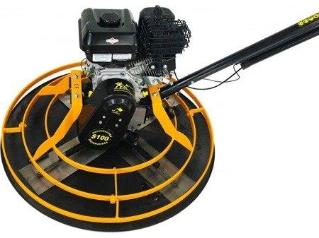 DOSTAWA GRATIS! 16069992 Zacieraczka spalinowa (średnica robocza z talerzem: 100 cm, moc: 5 KM)