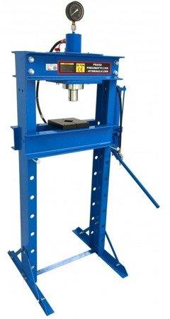 DOSTAWA GRATIS! 16070017 Prasa hydrauliczno-pneumatyczna (nacisk: 30 T)
