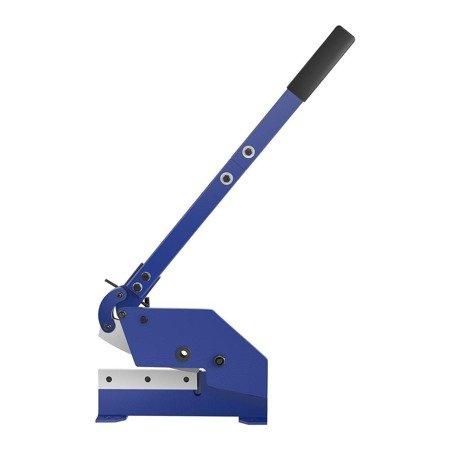 DOSTAWA GRATIS! 45675923 Nożyce do blachy i prętów MSW - gilotynowe - ręczne - 170 mm