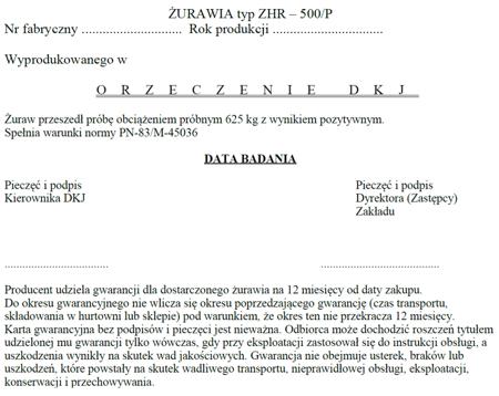 DOSTAWA GRATIS! 6177831 Żuraw hydrauliczny ręczny, paletowy (udźwig: od 270 do 500kg)