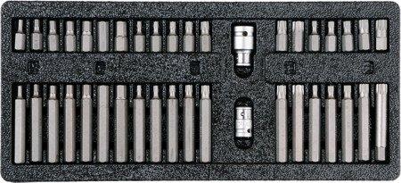 DOSTAWA GRATIS! 65669918 Wózek, szafka serwisowa z narzędziami, 6 szuflad, 177 narzędzia (wymiary: 90,1x77x45,8 cm)