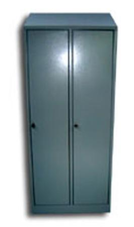 DOSTAWA GRATIS! 77170702 Szafa odzieżowa, 2 drzwi (wymiary: 1800x800x550 mm)