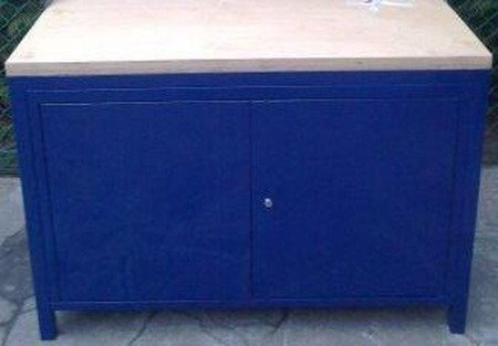 DOSTAWA GRATIS! 77701638 Stół warsztatowy (wymiary:  1500x750x900 mm)
