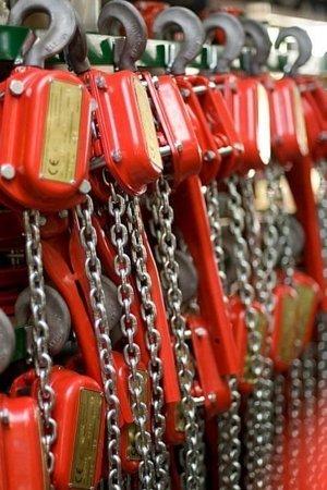 DOSTAWA GRATIS! 95872769 Wciągnik łańcuchowy dźwigniowy, rukcug, łańcuch Ogniwowy (udźwig: 1,5 T) - z możliwością stosowania w zakładach górniczych